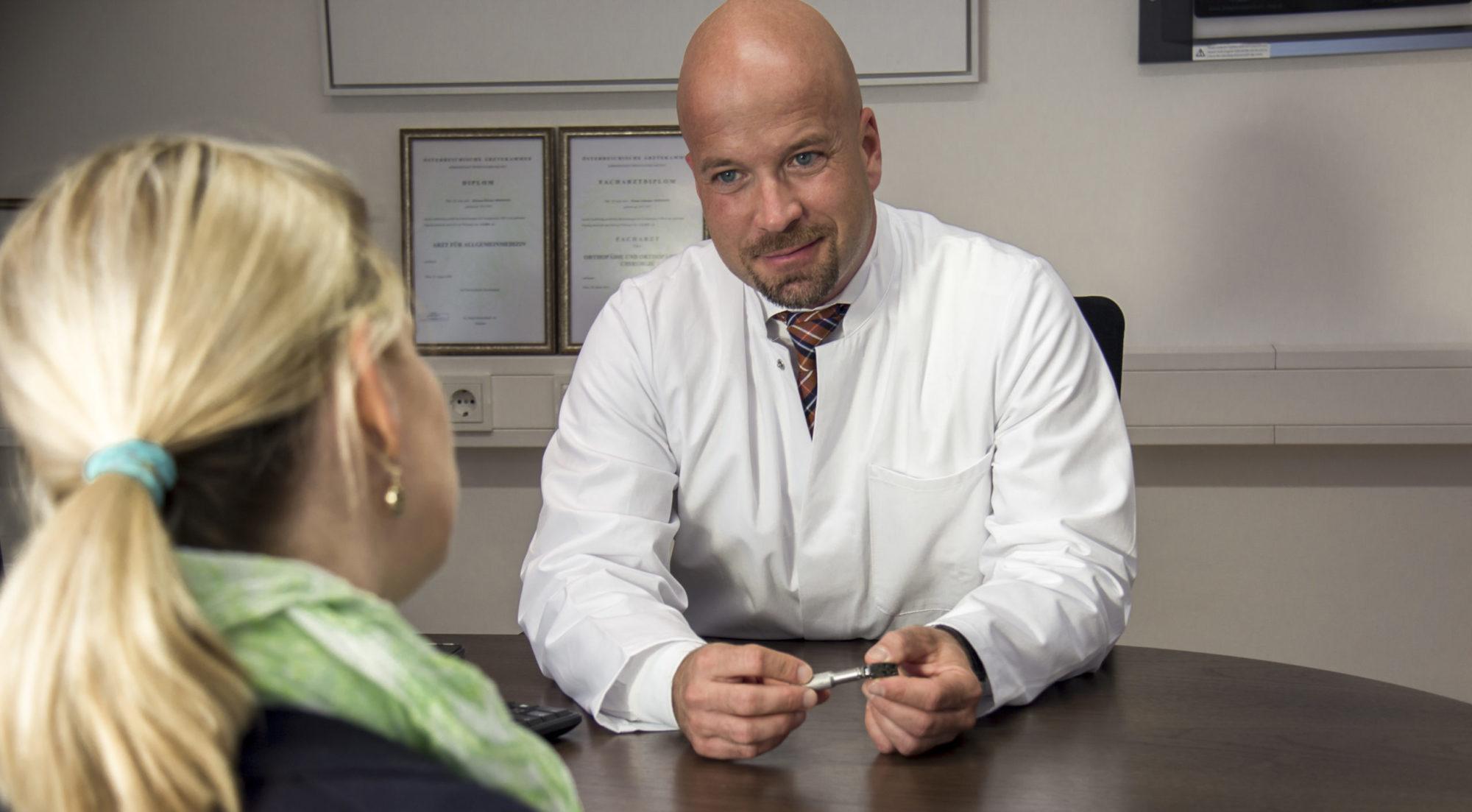 Orthopäde Dr. Florian Hofmann